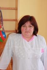 Медсестра ЛФК Зверева Наталья Ивановна