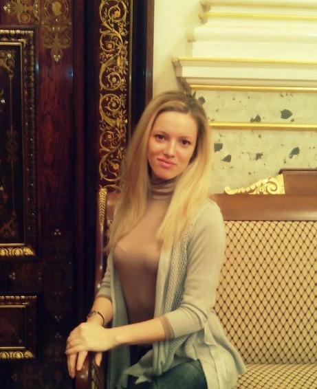 Светлана Алексеевна Тахмазян