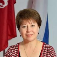 Татьяна Васильевна Алешонкова